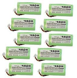 10-Pack Battery for Motorola SYMBOL LS4278, LS-4278, LS4278-