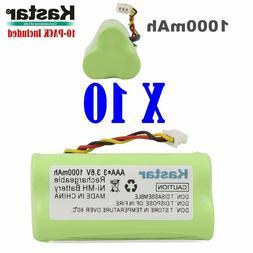 10-PACK Battery forMotorola Symbol LS4278, LS4278-M, 82-6770