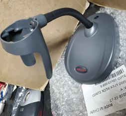 1250g voyager barcode scanner flex neck stand