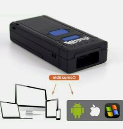 Alacrity 1D Laser Bluetooth Barcode Scanner,3in1 Bluetooth 2
