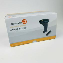 TaoTronics 2.4G Wireless Handheld Barcode Scanner New