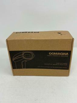 NADAMOO 2.4GHz Wireless Barcode Scanner