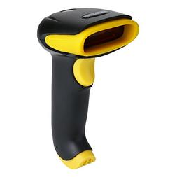 TaoHorse 2-in-1 USB Bluetooth Barcode Scanner Wireless & Wir