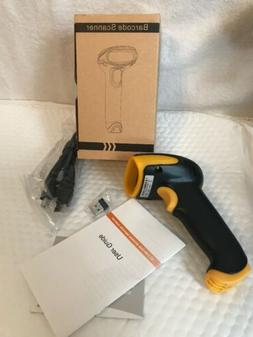 TaoHorse 2 in 1 Wireless Barcode Scanner For Mobile Payment,