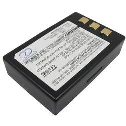 2000mAh Battery For <font><b>Metrologic</b></font> MK5710SP5