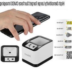 Aibecy 2200 1D/2D/QR Bar Code Scanner CMOS Image Desktop USB