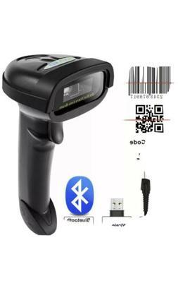 2d barcode scanner 2 4g bluetooth