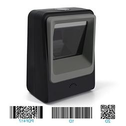 2D Barcode Scanner Omnidirectional Hands-Free Automatic Bar
