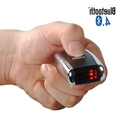 Deftun 2D Laser Bar Code Scanner Reader with Mini Wireless B