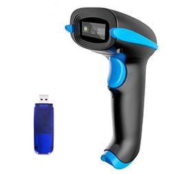 2d wireless barcode scanner 1