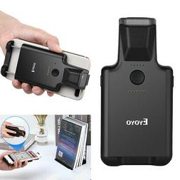 Eyoyo 2D Bluetooth Barcode Scanner Portable Clip Wireless 1D