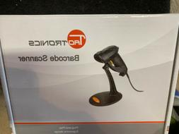 TaoTronics #  30-88001-003 USB Barcode Scanner With Stand
