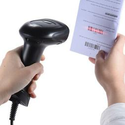 Aibecy 910 POS Handheld Manual 1D Barcode Scanner Reading Gu