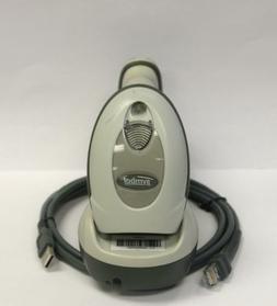 Motorola Symbol Barcode Scanner LS4278 USB Wireless W/ STB42