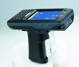 AT870 Portable 1D Laser Barcode Reader Scanner & Inventory M