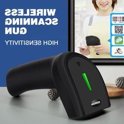 Auto Symcode Handheld Wireless Barcode Scanner QR Laser Bar