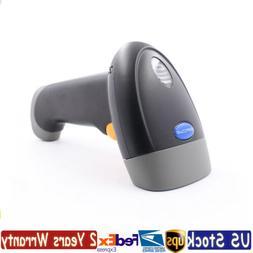 Automatic Wireless Laser Handheld Barcode Scanner Gun Bar Co