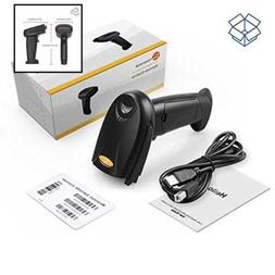 Barcode Scanner 2 In 1 Bluetooth Wireless & Wired Portable B