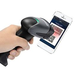 QR Barcode Scanner Eyoyo Wired Handheld 1D 2D USB CCD Barcod