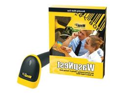 Wasp Nest WLR8900 CCD LR Barcode Scanner Suite - USB - compl