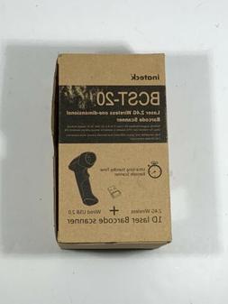 Inateck BCST-20 Laser 2.4G Wireless Barcode Scanner
