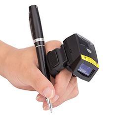 POSUNITECH Bluetooth Barcode Scanner Upgrade Online Finger P