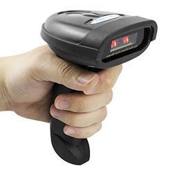 NETUM Bluetooth CCD Barcode Scanner Wireless Barcode Reader