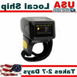 bluetooth mini ring laser scan barcode reader