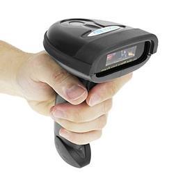 NETUM Bluetooth QR 2D Barcode Scanner Handheld USB Wireless