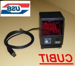 Metrologic Cubit MS6520 Omni Orbit USB Barcode Scanner MS712