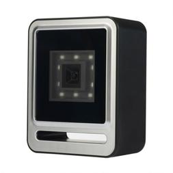 Desktop Barcode Scanner 1D 2D QR Code USB Laser Counter Top