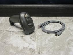 Zebra DS4208-SR00007WR Handheld Barcode Scanner w/USB Cable