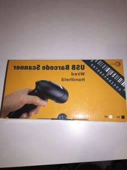 Esky E015 Handheld USB Automatic Laser Barcode Scanner Reade