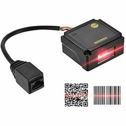 Aibecy Embedded 1D 2D Barcode Scanner Reader Module CCD Code
