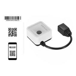 EP7000 Mini 1D/2D/QR Barcode Scanner CMOS Image Scanners USB