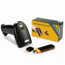 ES011 2.4G Wireless Cordless Handheld Automatic Laser Barcod