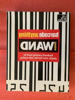 Zebra Handheld Barcode Anything Scanner Scanning Wedge Wand