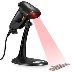 Handheld Barcode Scanner, Esky wired bar code reader with Ad