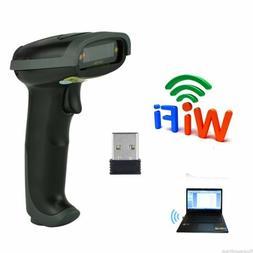 Handheld Laser Barcode Scanner Bar Code Reader Wired / Wirel