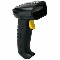 TaoHorse Handheld USB Barcode Scanner Wired Laser 1D Code Re