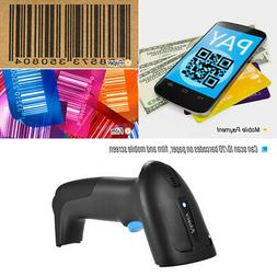 Aibecy Handheld USB Wired CMOS Image Barcode Scanner 2D QR B