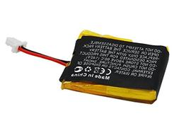HENZENS 190mAh Bar Code,Scanner Battery for Opticon OPN-2001