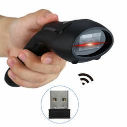 High Speed CT80 2.4G Bluetooth BLE Wireless Barcode Scanner