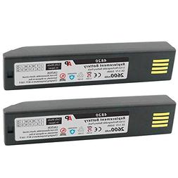 Artisan Power Pack of 2 Honeywell 3820, 4820, 6320 & Xenon 1