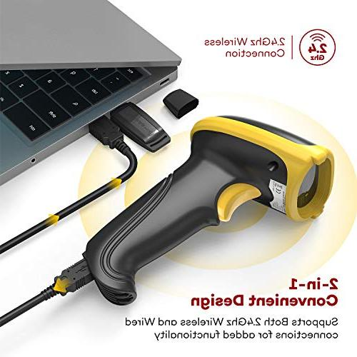 & Barcode USB Code with Bit Portable Internal