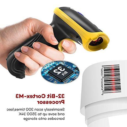 TaoTronics Wireless & USB with 32 Portable Wireless Internal Battery