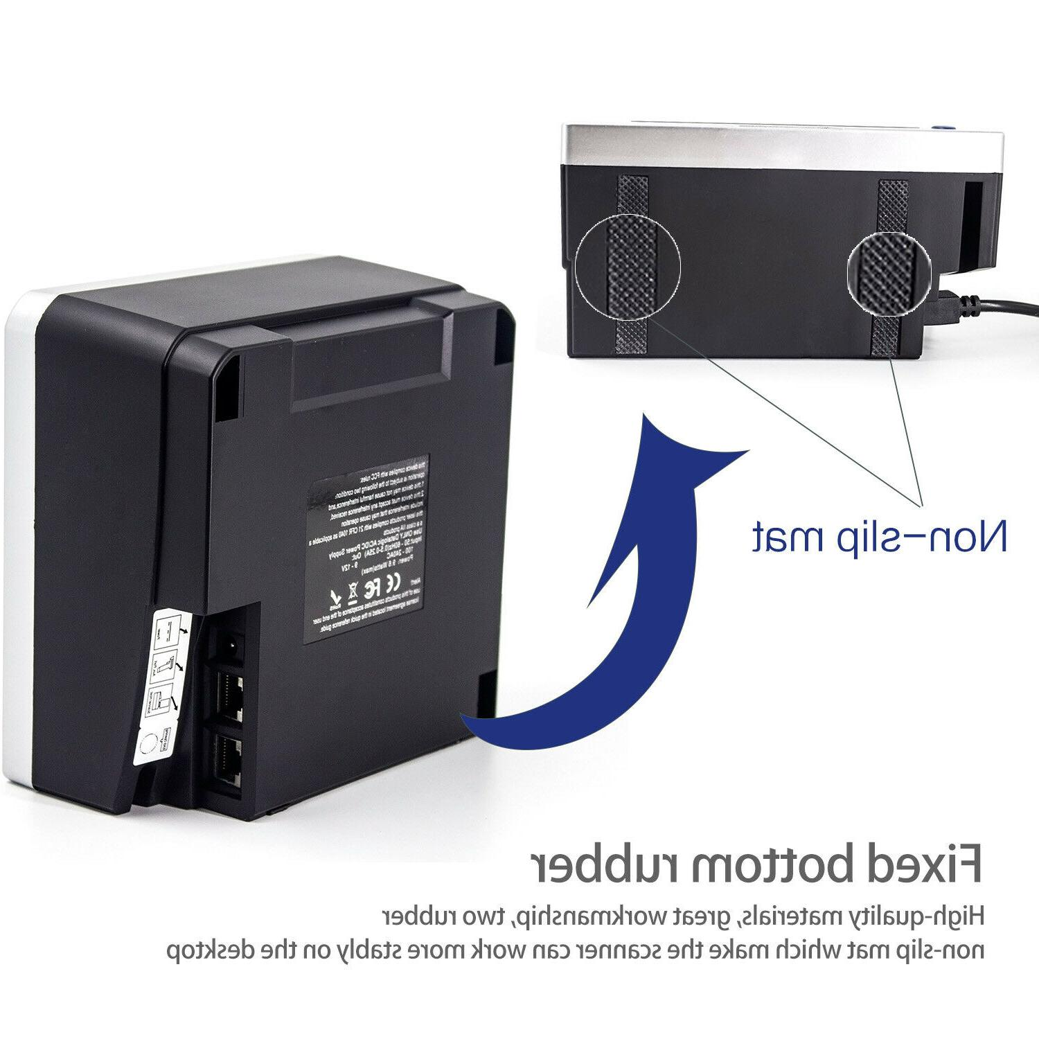 1D Barcode Scanner Omnidirectional Automatic