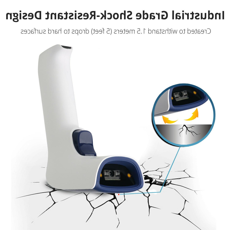 1D Bluetooth Barcode Scanner: Handheld, BarCode Reader