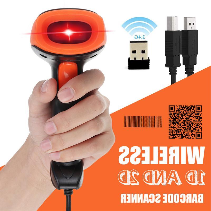 2.4G Portable Laser Supermarket Store XP/7/8/10