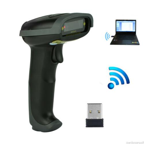 2 4ghz usb wifi wireless barcode scanner